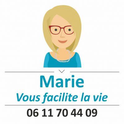 logo Marievousfacilitelavie
